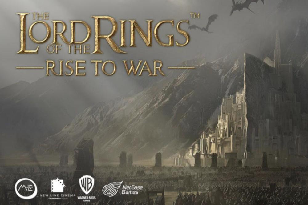 NetEase develops new 'Lord of the Rings' mobile game…