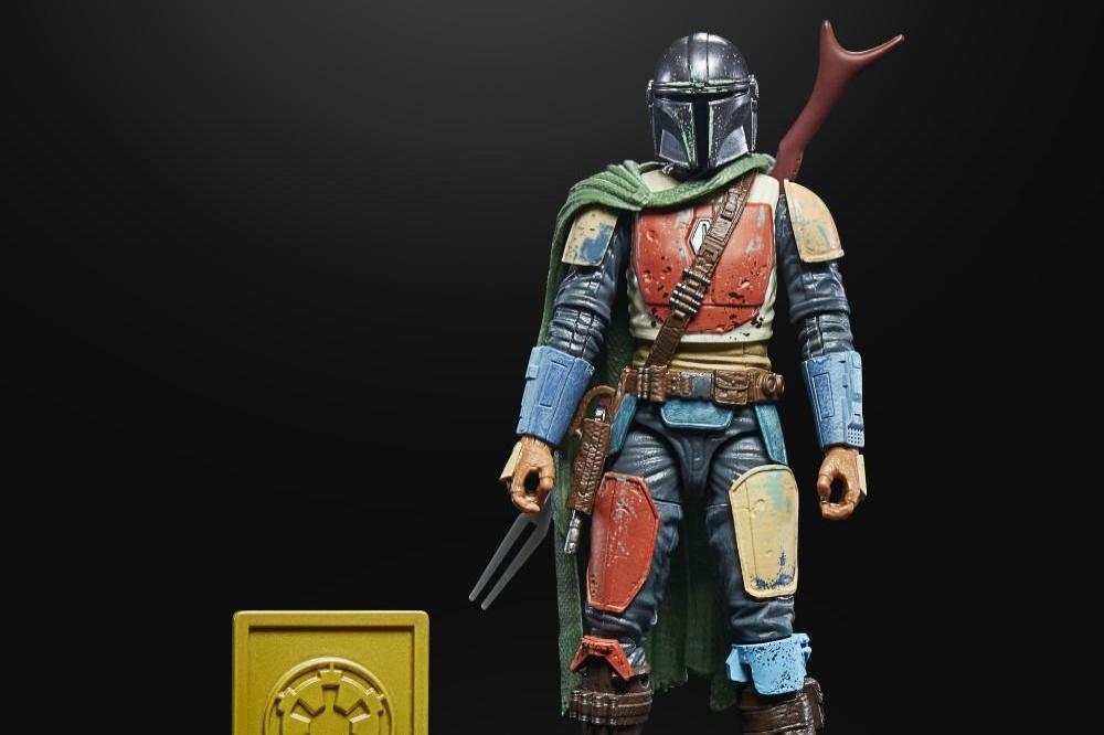 Disney focuses product efforts on The Mandalorian