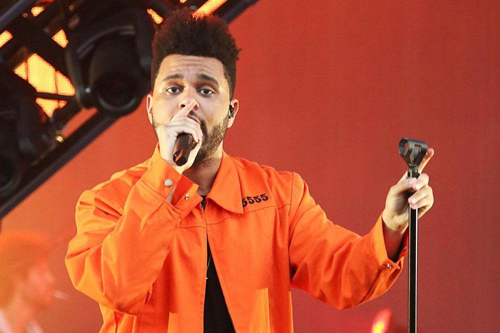 The Weeknd at Wireless Festival