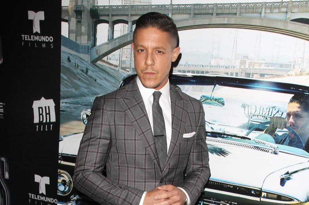 Theo Rossi at 'Lowriders' premiere