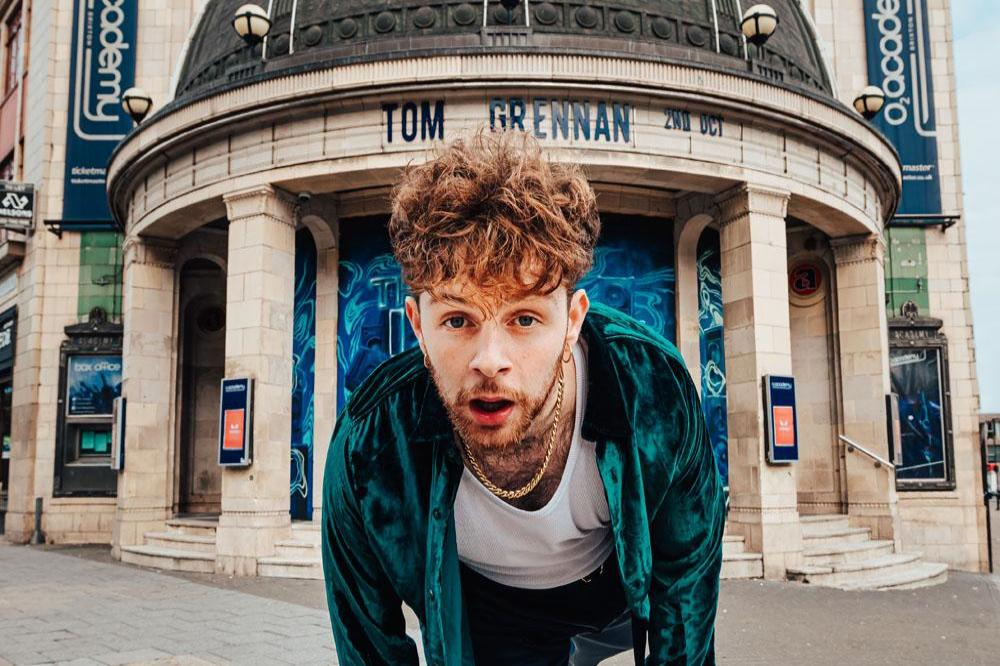 Tom Grennan by Luke Dyson