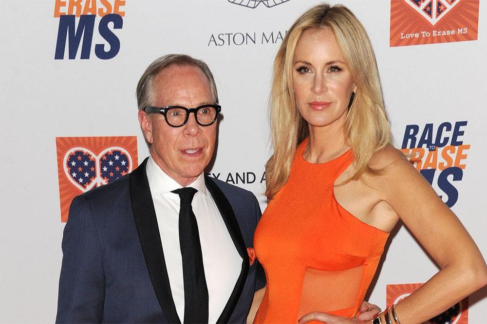 Tommy Hilfiger and wife Dee Ocleppo
