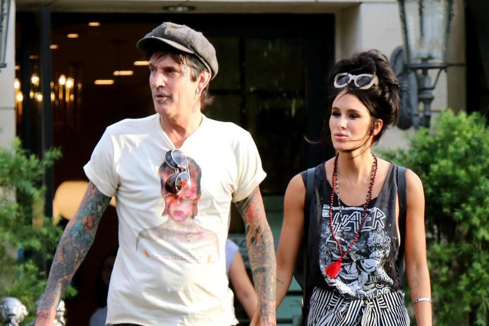 Tommy Lee And Brittany Furlan Have Made Sex Tapes