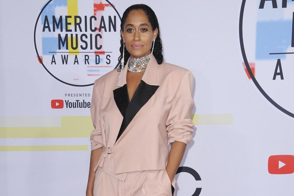 Tracee Ellis Ross at the AMAs