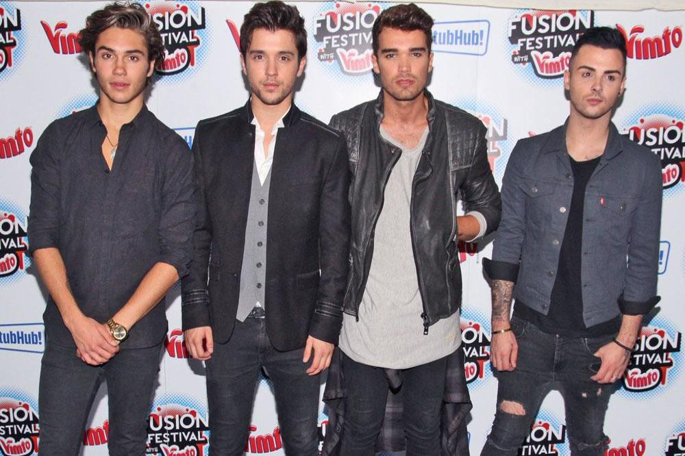 Union J with George Shelley