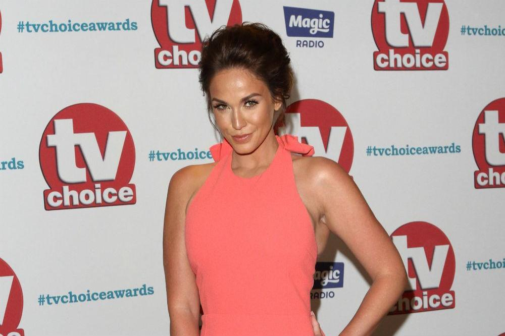 Vicky Pattison at the TV Choice Awards