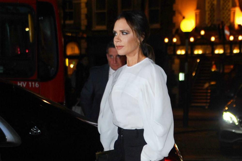 Victoria Beckham reveals pain of school bullying