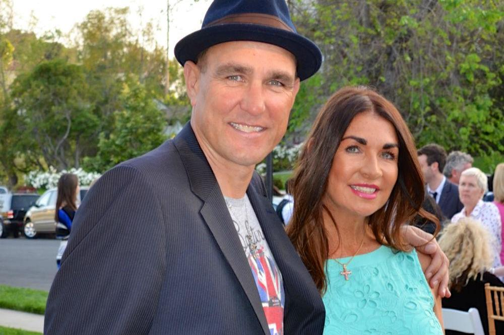 Vinnie Jones: I won't fall in love again
