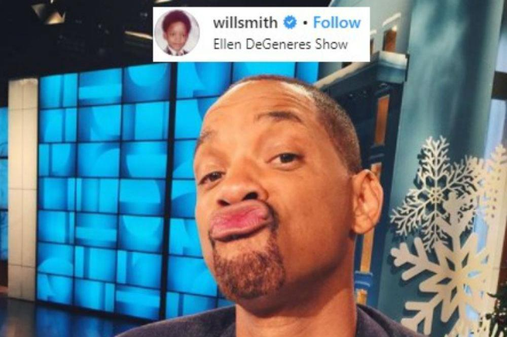 Will Smith joins Insta...