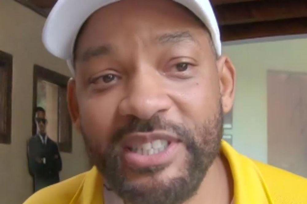 Will Smith Reunites 'Fresh Prince' Cast on Snapchat Show