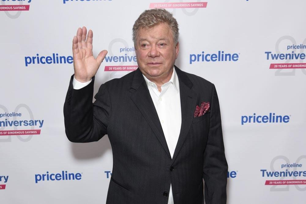 William Shatner files for divorce from fourth wife Elizabeth