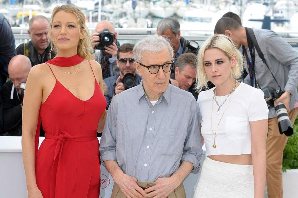 ronan farrow i believe my father woody abused my sister dylan woody allen blake lively and kristen stewart at cannes
