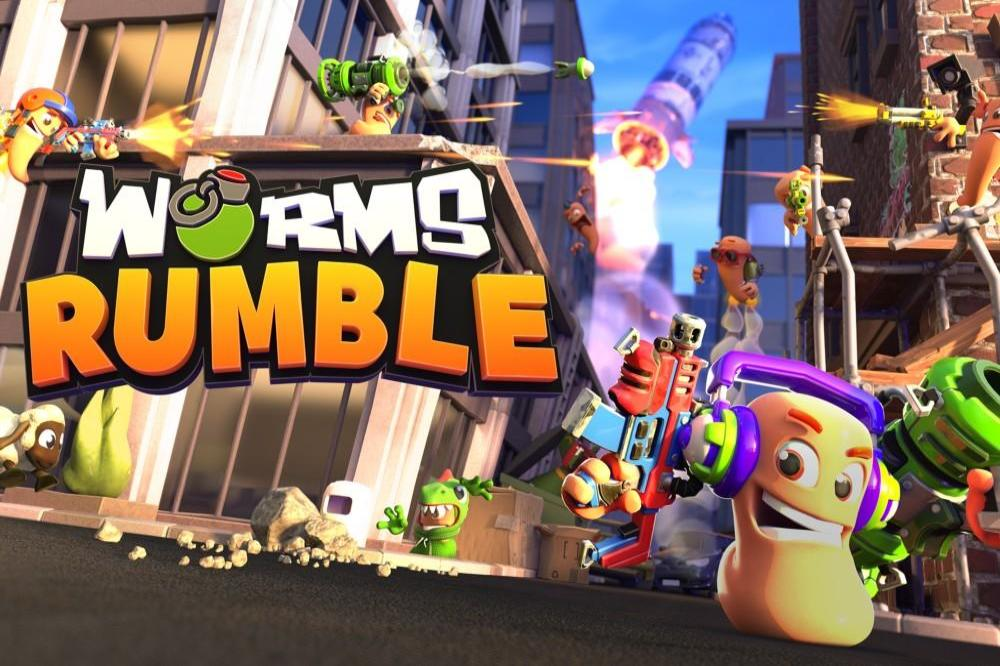 Worms Rumble announced for PC, PS4, and PS5