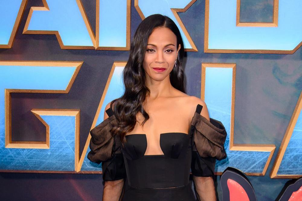 Zoe Saldana Says She Is