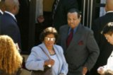 Joe Jackson and Katherine Jackson