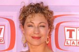 Alex Kingston's accidental attack
