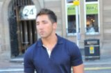 Gavin Henson dances for daughter