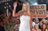 Tara Reid leaving the Celebrity Big Brother house