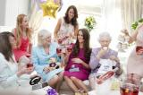 Alison Jackson 'imagines' royal baby shower