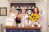 Atomic Kitten in a Calendar Girls-inspired shoot