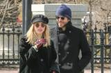 Bradley Cooper and Suki Waterhouse in Boston