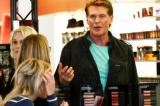 David Hasselhoff thinks being 60 rocks