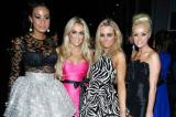Desperate Scousewives' Layla Flaherty, Debbie O'Toole, Amanda Carrington and Gill O'Toole