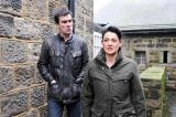 Emmerdale's Cain Dingle and Moira Barton