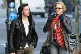 Jamie Bell and wife Evan Rachel Wood