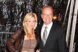 Kelsey Grammer with ex-wife Camille
