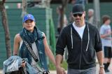 LeAnn Rimes with husband Eddie Cibrian