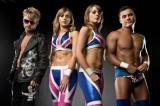 The TNA British Boot Camp stars