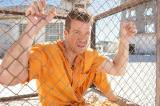 Max Beesley as Woody in Mad Dogs series three
