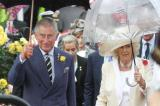 Prince Charles and the Duchess of Cornwall on royal tour