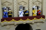 Queen Elizabeth immortalised in Lego