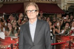 Bill Nighy - Arhtur Christmas Red Carpet