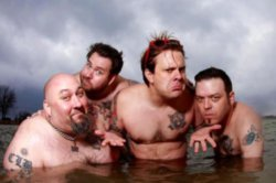 Bowling for Soup frightened by heavy metal