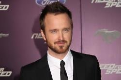 Aaron Paul thinks London is the