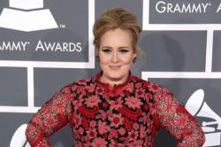 Adele Wins Best Pop Solo Performance at Grammy's