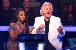Alexandra Burke and David Emanuel
