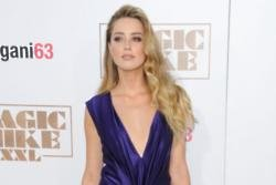 Amber Heard doesn't label herself
