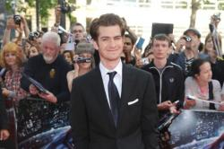 The Amazing Spider Man Premiere - Andrew Garfield