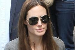 Angelina Jolie reveals political aspirations