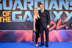 Chris Pratt praises Anna Faris at the Emmys