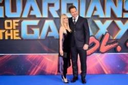 Chris Pratt praises Anna Faris at the Emmys