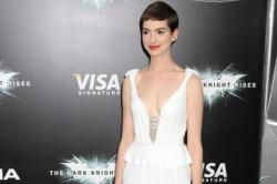 Anne Hathaway Bought A Safe For Batman Script
