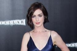 Anne Hathaway describes marriage as the greatest journey