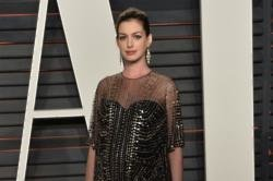 Anne Hathaway Welcomes Son