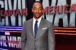 Anthony Mackie - Captain America European Premiere