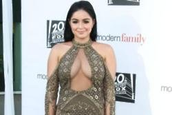 Ariel Winter doesn't flash her bum on purpose